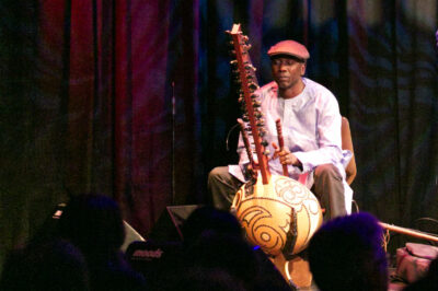 Ballaké Sissoko live at MOODS 2015