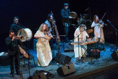 Warsaw Village Band live