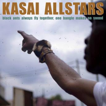 Kasai Allstars Black Ants Always Fly Together