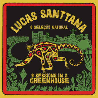 Lucas Santtana 3 sessions in a greenhouse