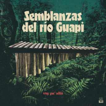 Semblanzas del Río Guapi Cover