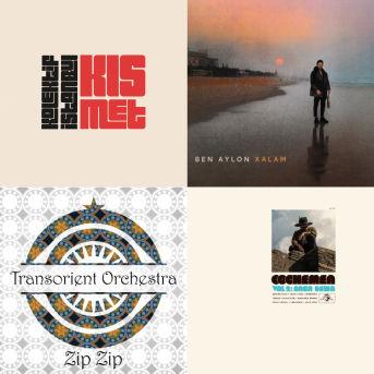 Playlist 21-28 Instrumentals