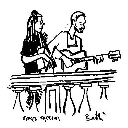 Piers Faccini & Juliette Serrad