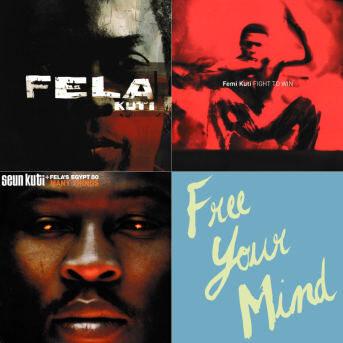 Playlist 21-40 The Kuti Family